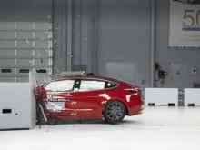 """Model 3获美国高速公路安全保险协会""""最高安全评级"""""""