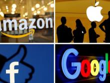 针对美国会反垄断调查,四大科技公司交出第一批数据