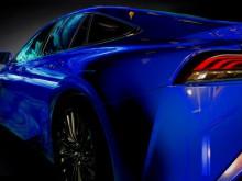 丰田公布第二代氢燃料电池车Marai,将于2020年末在美上市