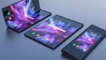 华为发布首款5G折叠屏智能手机Mate X