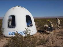 贝索斯太空公司新火箭成功完成第六次发射着陆测试